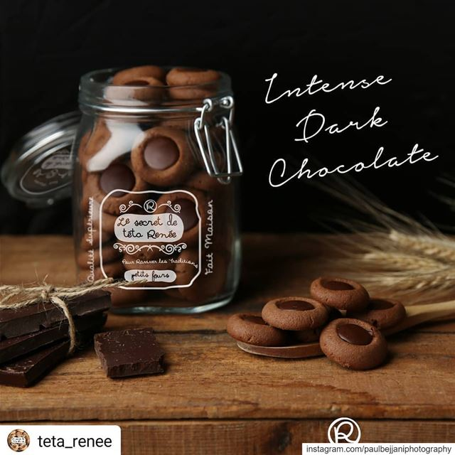 Repost @teta_renee• • • • •Introducing the Intense Dark Chocolate...