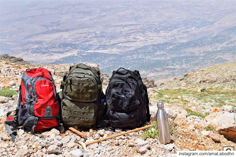الحياة ليست بحثآ عن الذات،، ولكنها رحلة لصنعه.. 👌🍃 جبل_الشيخ ........ (Mount Hermon)