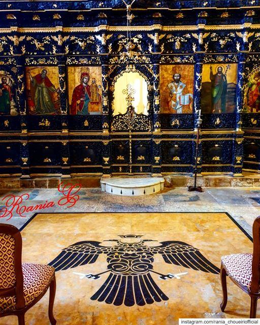 happysteliasday fromsainteliechouaya ... (Saint Elie Chouaya Patriarchal Monastery - دير مار الياس شويا البطريركي)