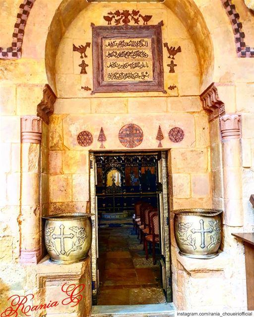 from steliechurch ... (Saint Elie Chouaya Patriarchal Monastery - دير مار الياس شويا البطريركي)