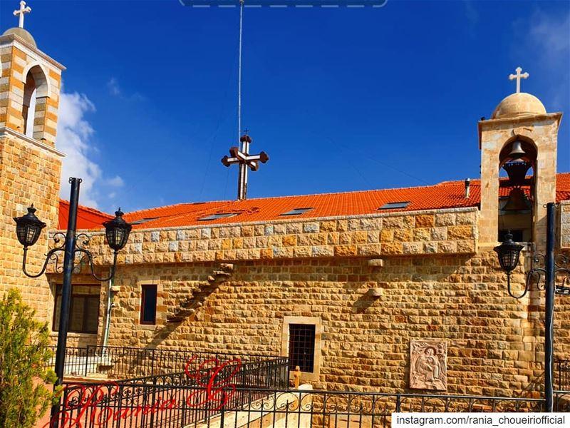 دير_مارالياس_شويا (Saint Elie Chouaya Patriarchal Monastery - دير مار الياس شويا البطريركي)