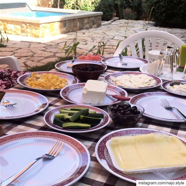 goodmorning   breakfast  food  yummyfood  lebanesefood  thebestinlebanon ...