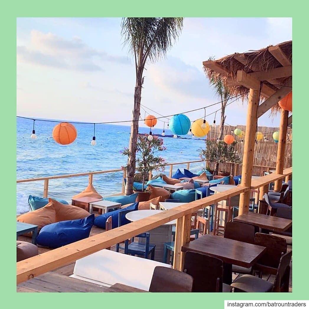 batroun البترون_سفرة thoum beach batrounbeach batrouncoast ... (Funky Fish Lebanon)