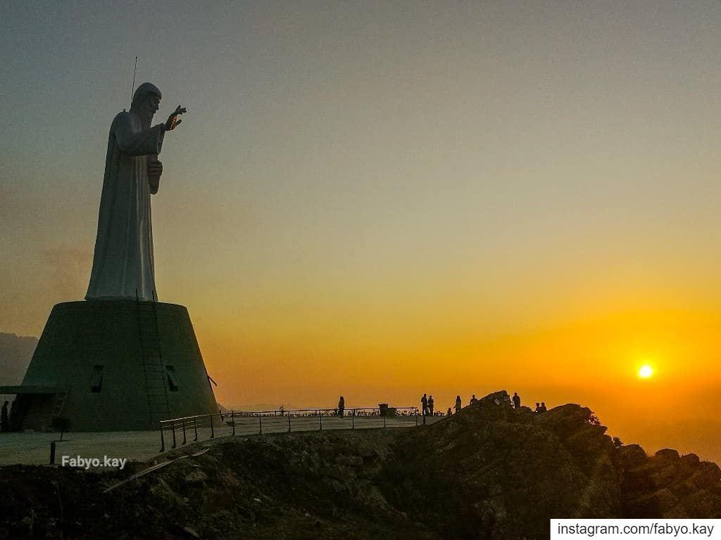 .... Saint Charbel pray for us 🙏____________________________ sunday... (Hammana)