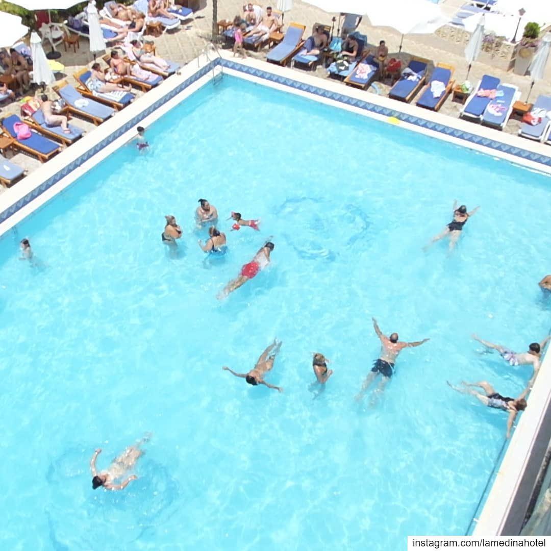 🌊 Lamedina Beach & Pool Entrance ☀️ Adults:15000 LL   Students: 12000 LL + (Joünié)