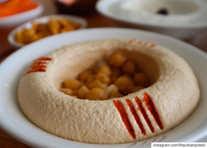 In the world of Lebanese Mezza, Hummus is King. Not only is it delicious... (Enab Beirut)