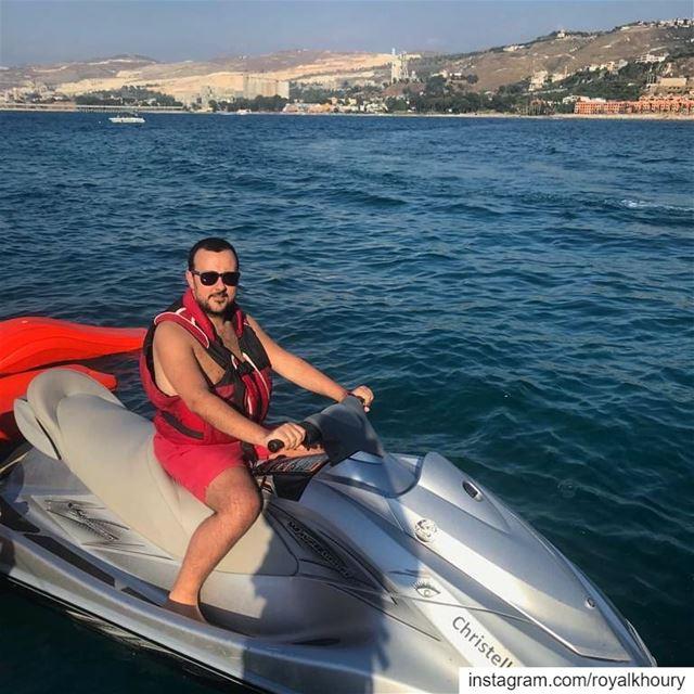royalkhoury jetski sea seaaddict summer summer2019 lebanon ... (Rocca Marina)