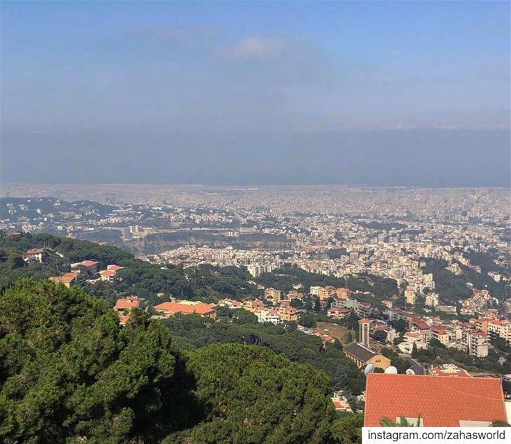 beirut view lebanon instalebanon picoftheday city instapic... (Lebanon)