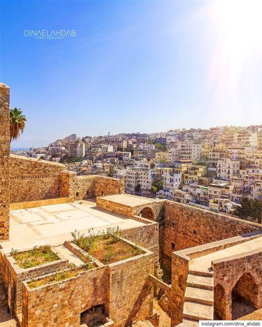 لا زلت لا أريد التصديق أن هذا الضوء يمكن أن ينطفئ.... (Tripoli, Lebanon)