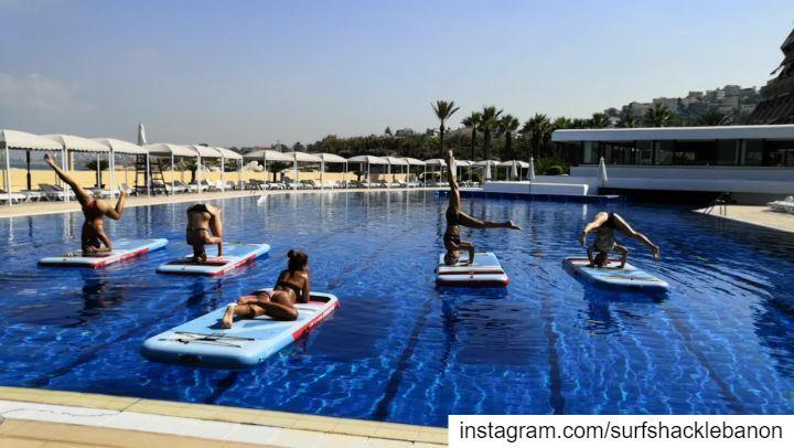 🔝👍 Our advanced yoga classThursday's at 8:30a.m..... yoga ... (Halate Sur Mer)