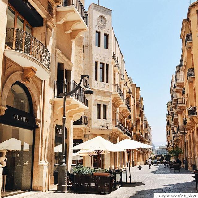 •A walk in downtown••• lebanon downtown igerslebanon ... (Beirut, Lebanon)