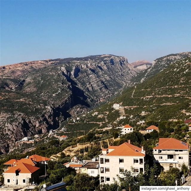The beautiful Douma🏡⛰️Enjoy your weekend... (Douma, Liban-Nord, Lebanon)