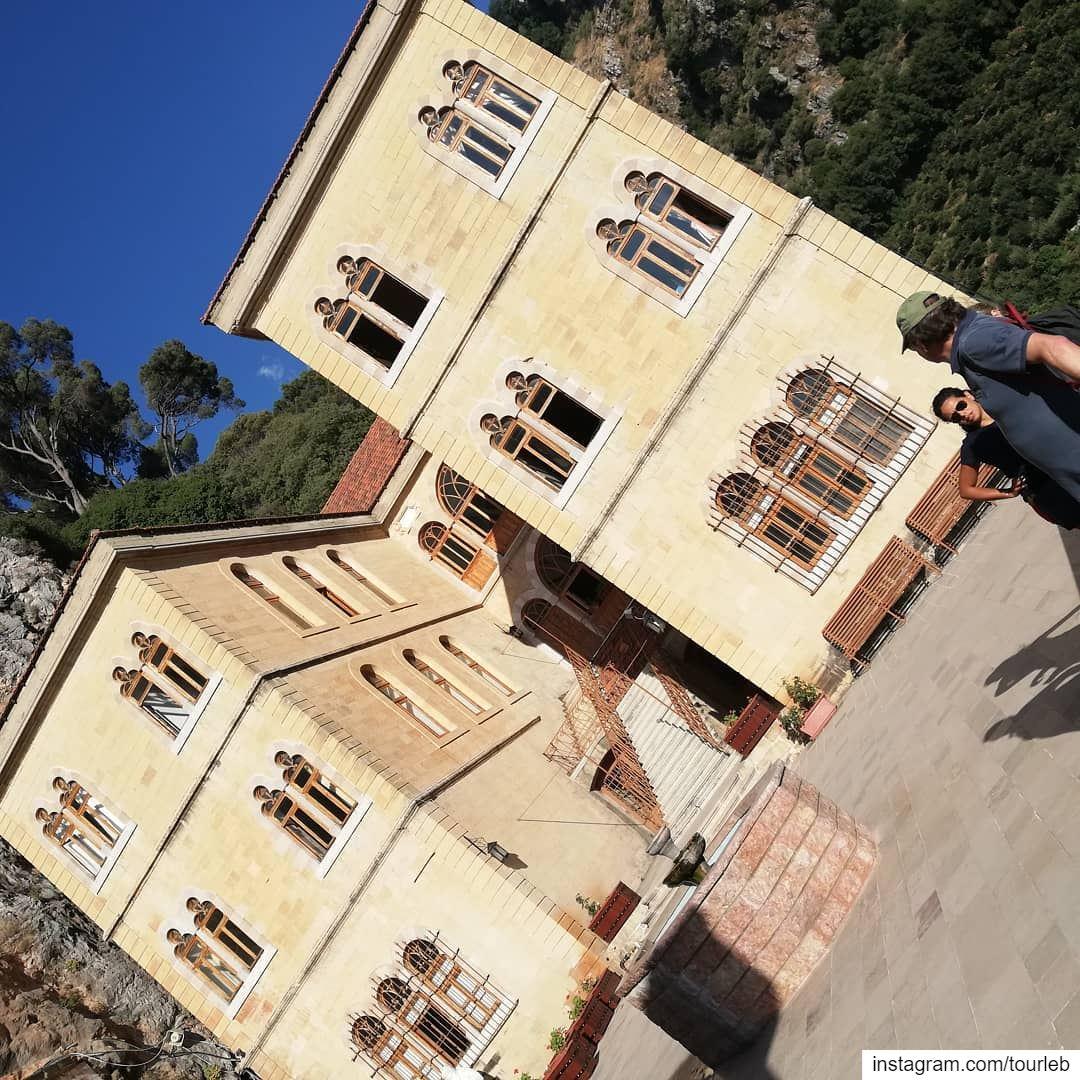 A stroll in the sacred valley... tourleb tourlebanon tourismlb tourism... (Mar Antonios-Kozhaya)