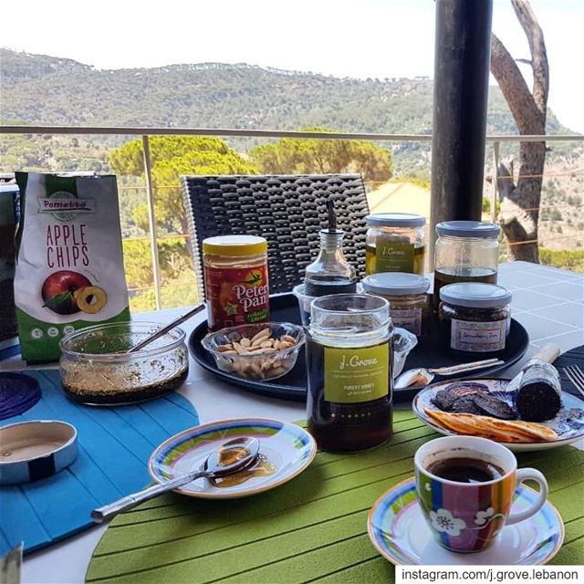 Good morning Sunday! 🌞 🍯🍎🥜🍃 jGrove Breakfast Sunday SundayVibes ...