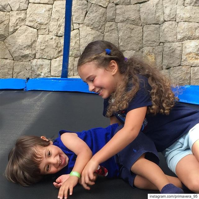 cousins elias zoe family familyfun summertime reunion lebanon ... (Fun Yard)