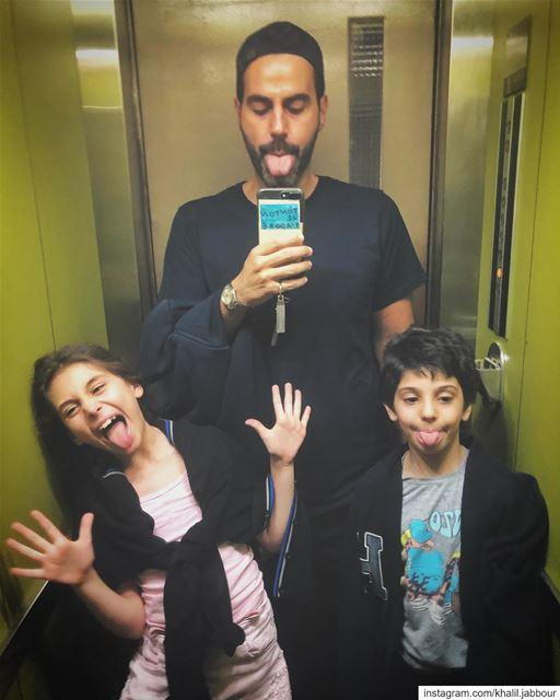 *tonguesout:P•••••• tonguesout happyuncle unclek littlechreims ... (Beirut, Lebanon)