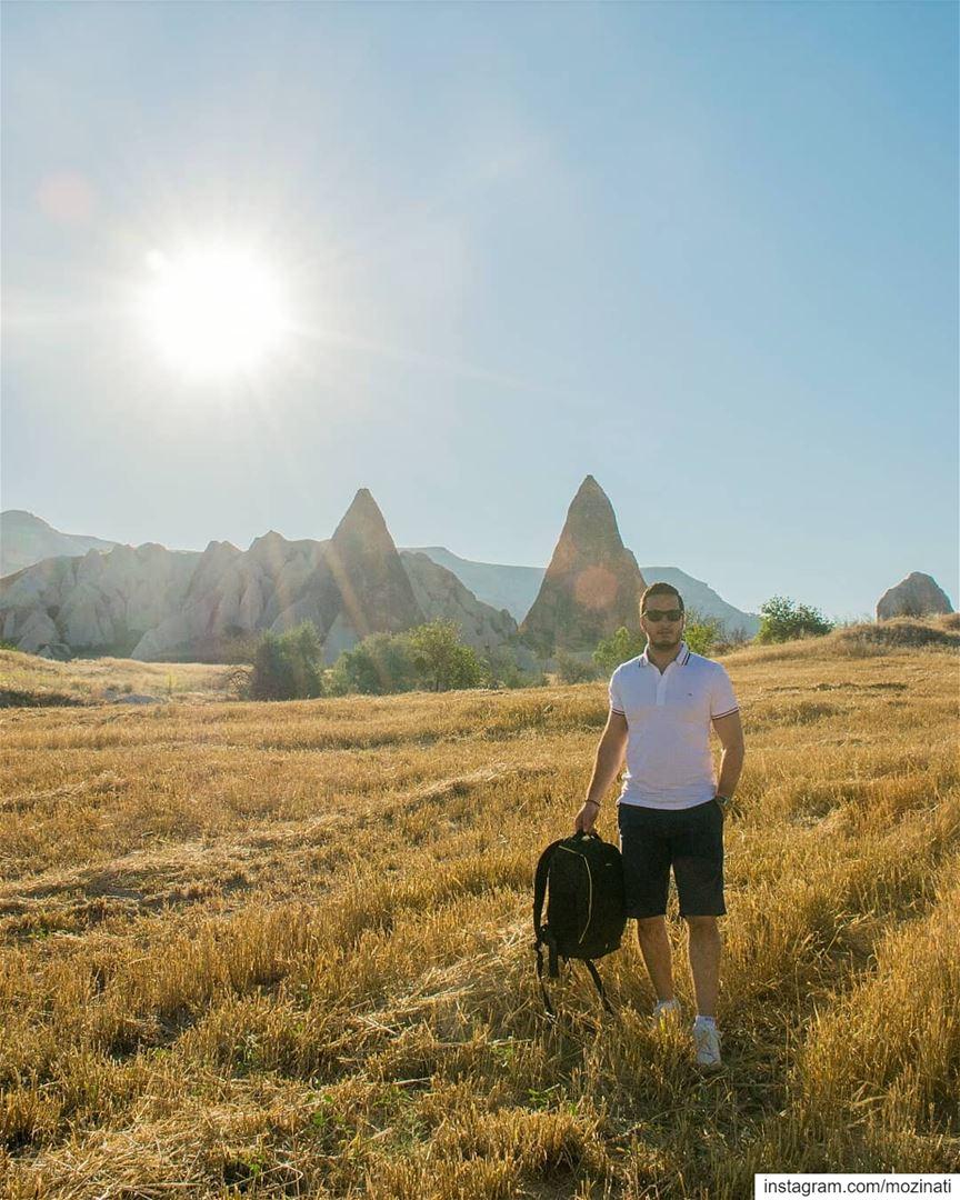 There is sunshine in my soul today.. ☺ ================================ ... (Cappadocia / Kapadokya)