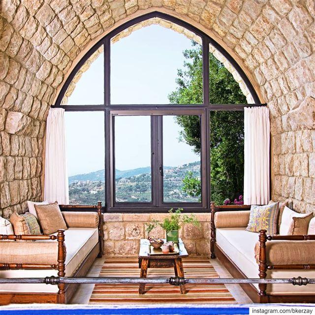 View with a Room bkerzay lebanon liban lebanese libanais libanes ... (Bkerzay)