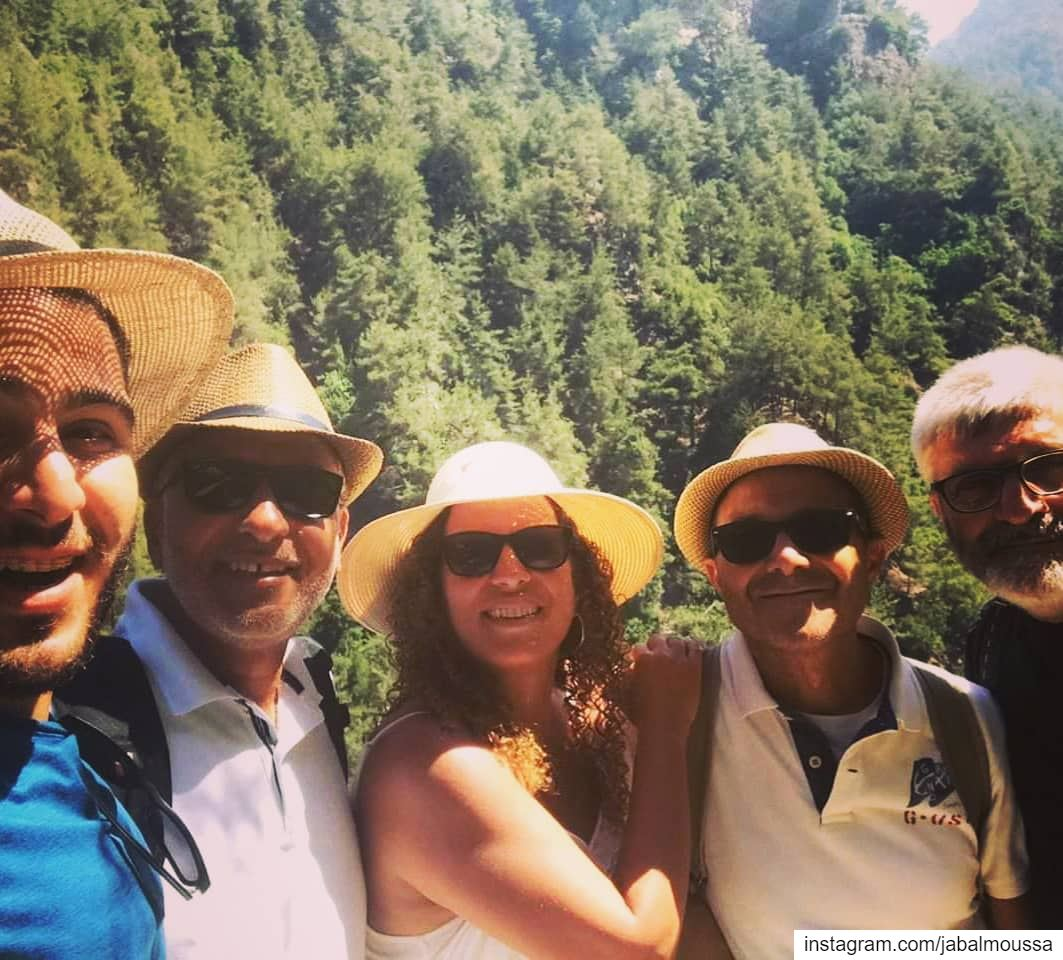 """Another beautiful feedback: """"A very big thank you from all the group. We... (Jabal Moussa Biosphere Reserve)"""