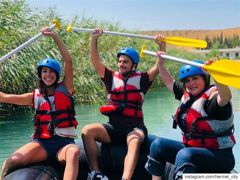Sunday funday Photo by @halayammine assiriver fun holiday hermel ... (El Hermel, Béqaa, Lebanon)