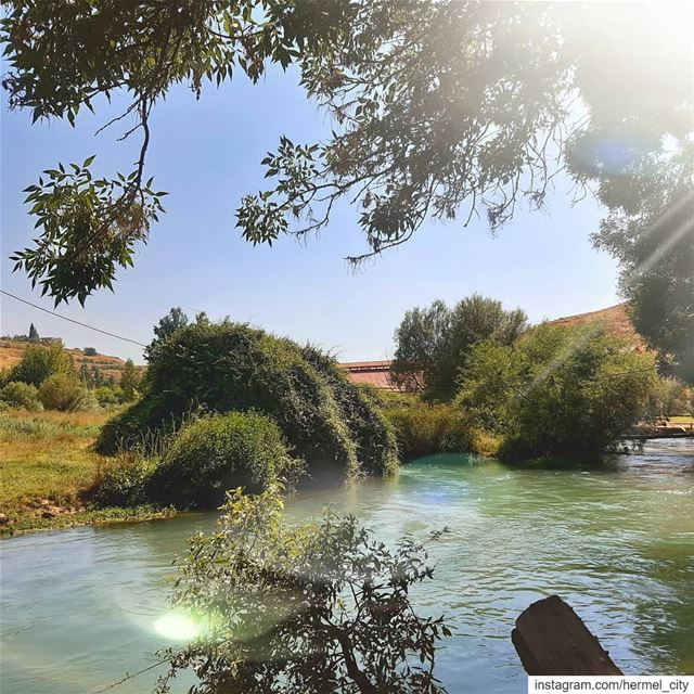 assiriver by @z8photography8 assiriver  fun  holiday  hermel ... (Al Assi River-Hermel, Lebanon)