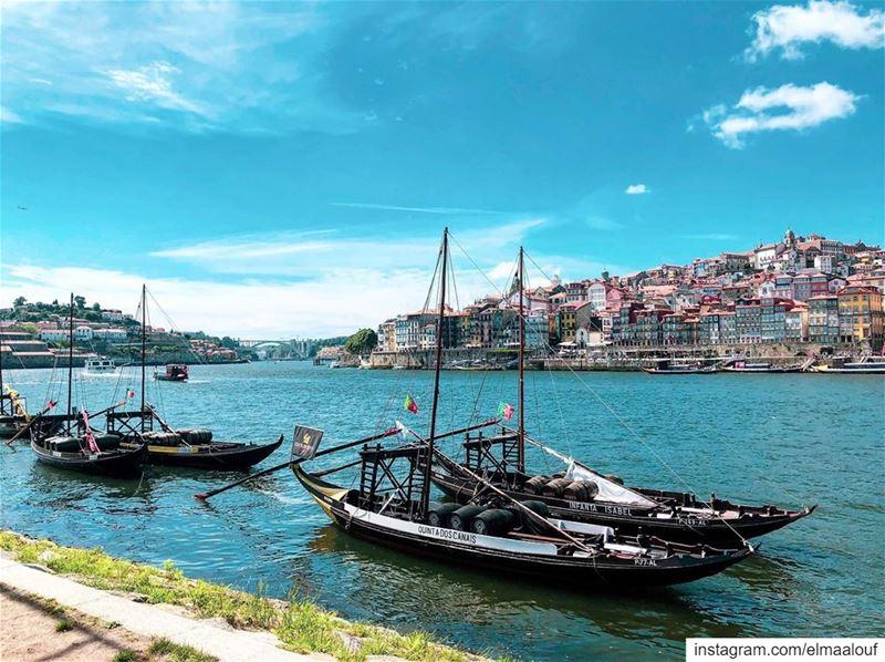- Il était un petit navire ⛵️-.... portugal_lovers portugal ... (Porto, Portugal)