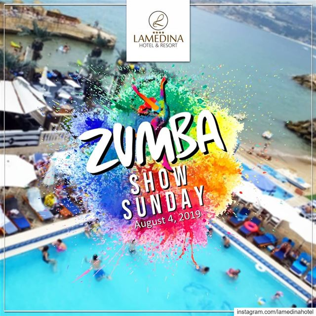 Set yourselves ready for a vibrant Sunday ! The pool's side gonna be hot... (Joünié)