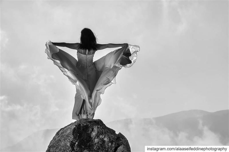 A new beginning... Open the sky gates for me...بداية جديدة... افتح أبواب ا (Lebanon)