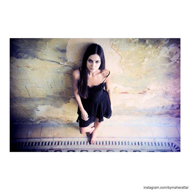The Black Madonna .. lomography artwork lomographybymaher bymaherattar... (Beirut, Lebanon)