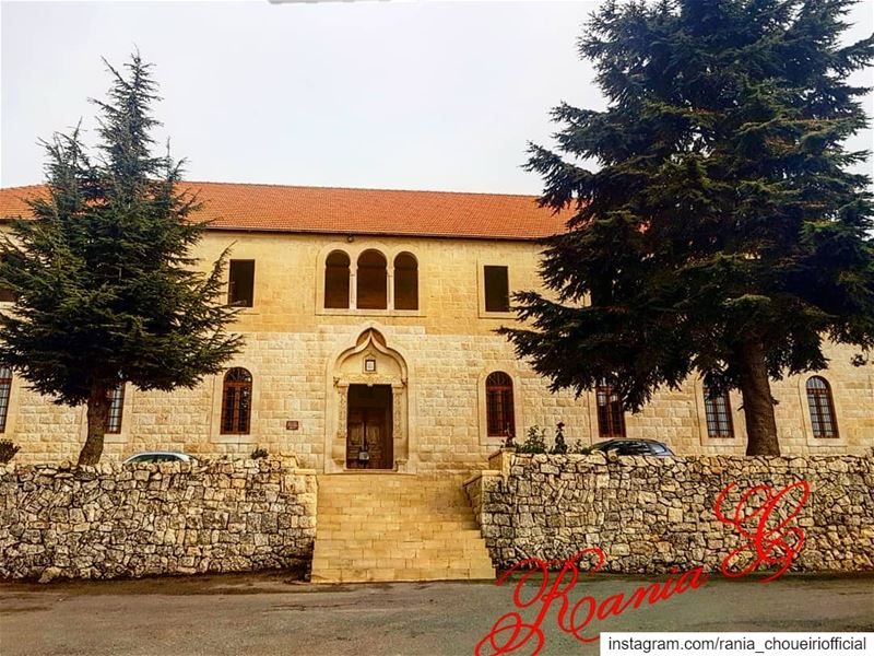 feelingblessed amazingday holyplace sainterafqa ... (Saint Rafka Ayto)