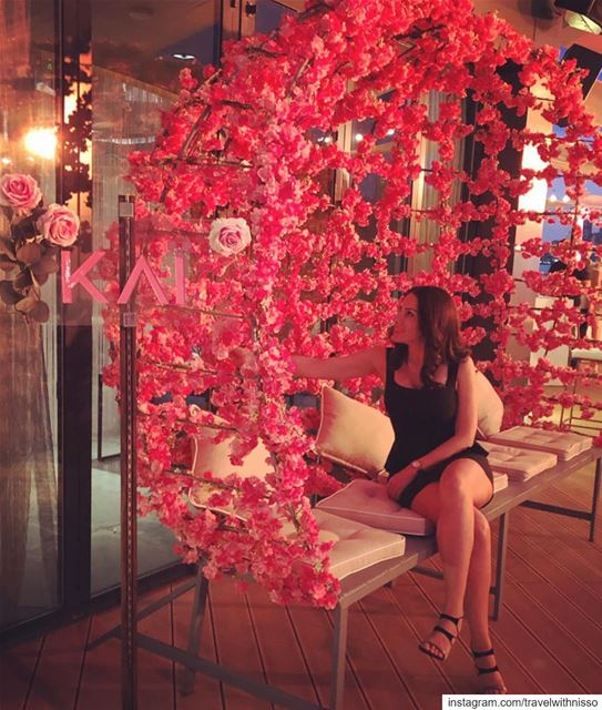 Oh K A Ï 🌺🌸🌺🌸 kaï kaïbeirut kempinski summerland beirut lebanon ... (Kempinski Summerland Hotel & Resort Beirut)