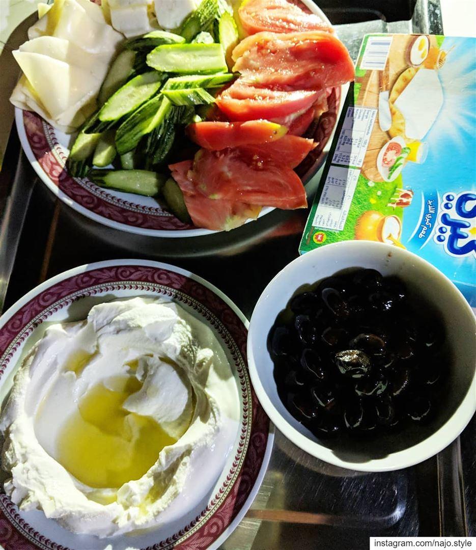 breakfast goodmorning summer food instafood lebanesefood yummy ...