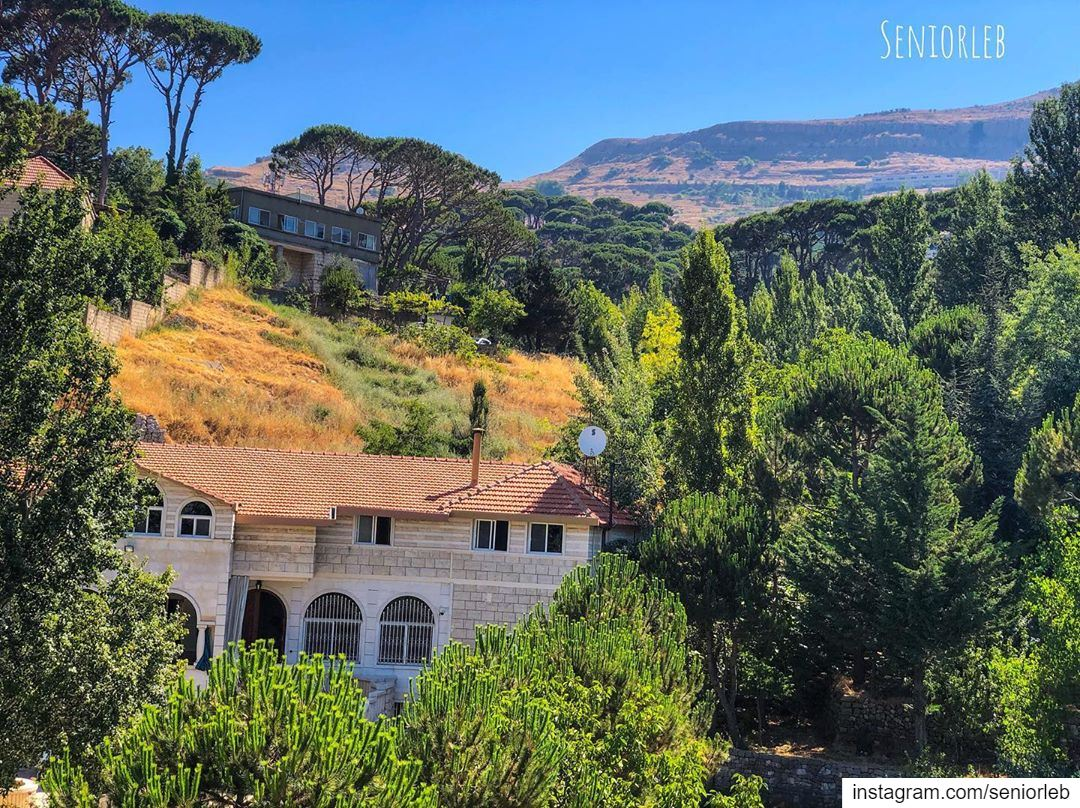 This place makes you realize how beautiful Lebanon🇱🇧 is...——————————————— (Falougha, Mont-Liban, Lebanon)