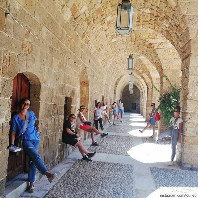 A stroll in the souks of saida tourleb tourlebanon tourismlb ... (Saïda, Al Janub, Lebanon)