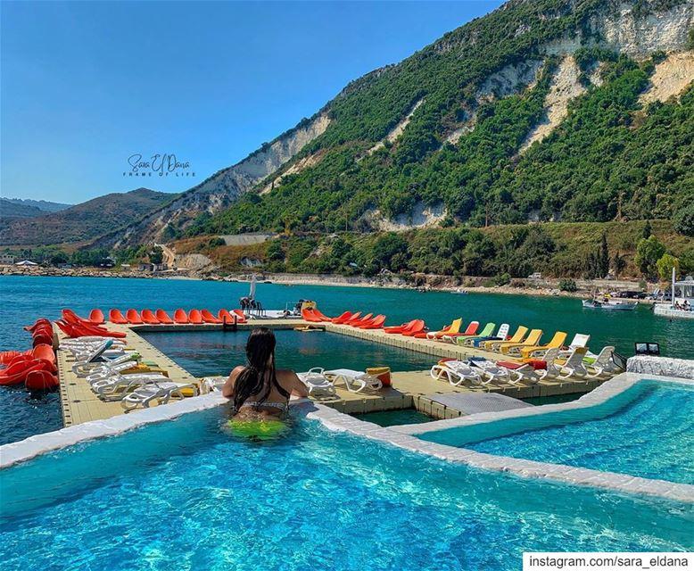 Amalfi Coast? 👀 (Lebanon)