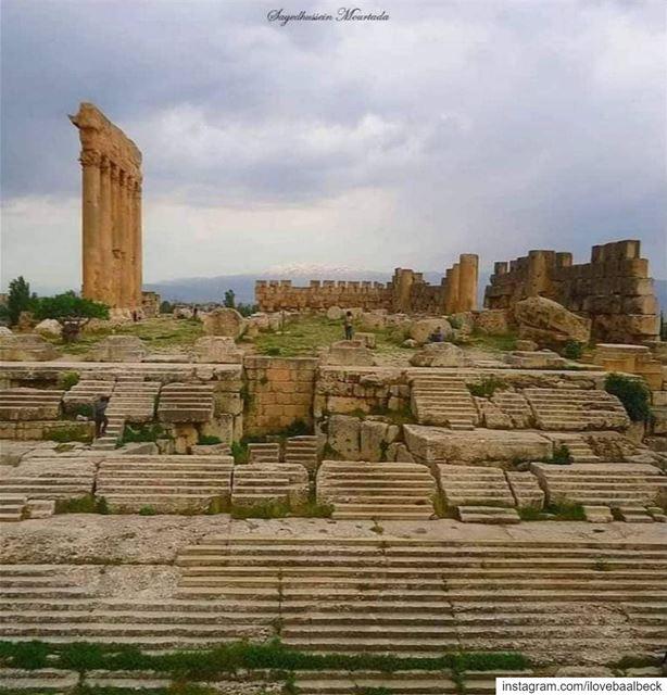 By @saidhousin Baalbeck IloveBaalbeck Lebanon livelovebaalbeck ... (Baalbek, Lebanon)