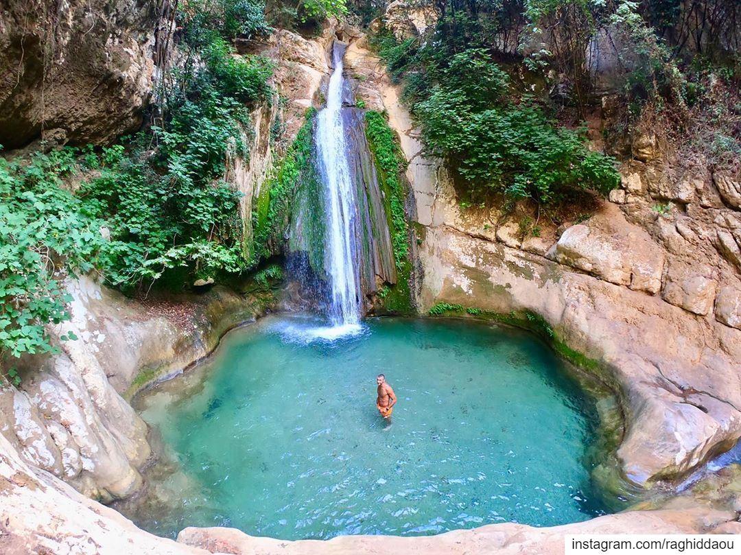 ........ waterfall lebanoninstagram lebanonspotlights...