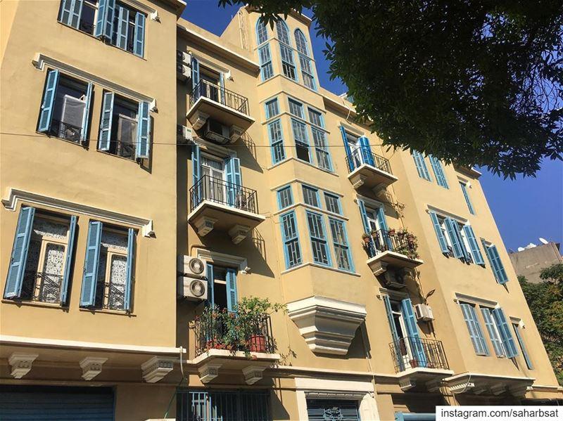 Beirut Buildings ... streetphotography gems beirut buildingstyles ...