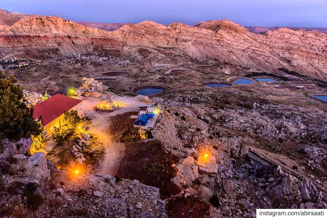 Views to fall in love with!! lebanon livelovebeirut lebanonspotlights ... (Akoura, Mont-Liban, Lebanon)