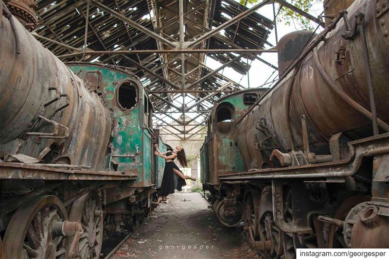 The Train Station part III • Tripoli Lebanon 🇱🇧........ (Tripoli Lebanon Al Mina)