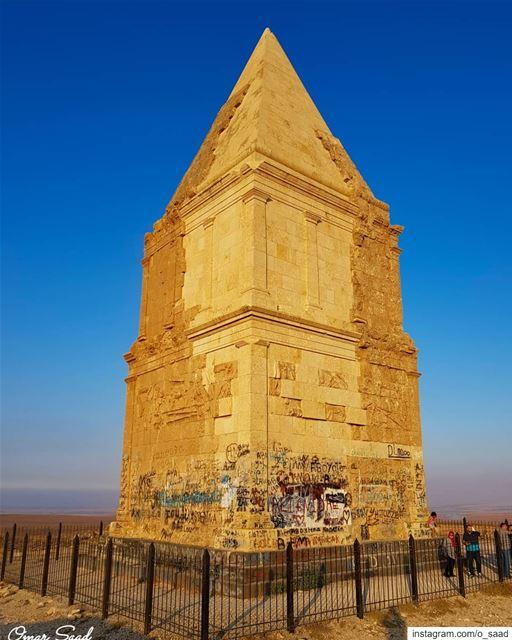Kamouh El Hermel elhermel kamouhelhermel checkpoint persians romans... (El Hermel, Béqaa, Lebanon)