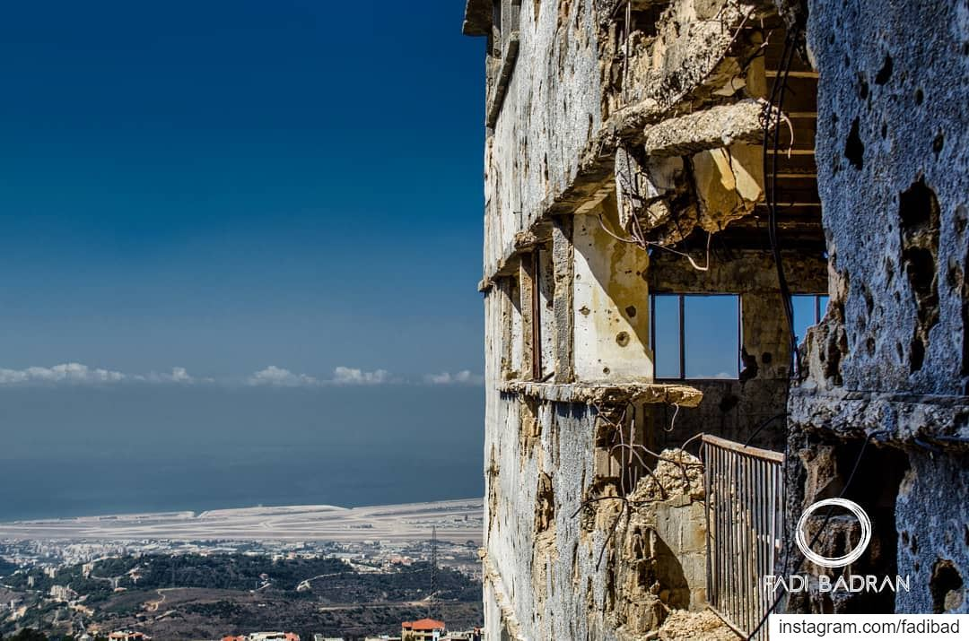 War torn______________________________________ leburbex ... (Beirut, Lebanon)