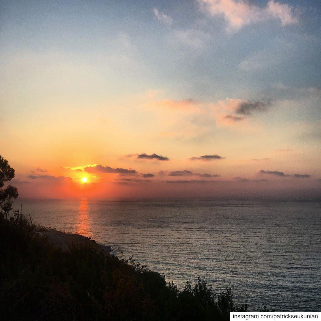 No, This Is Not Bali 🌴. beirut lebanon weekend sunset ... (الناقورة / Al Naqoura)
