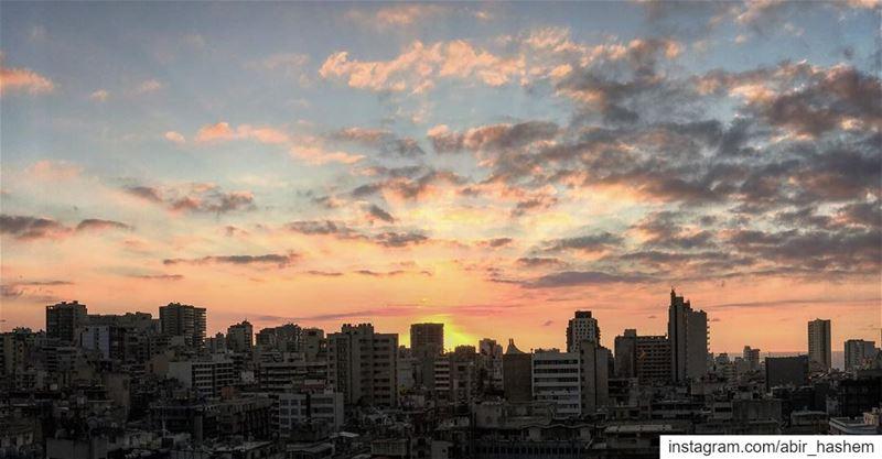 من قلبي سلام لبيروت ❤️ lebanon beirut livelovebeirut shooting ... (Beirut, Lebanon)