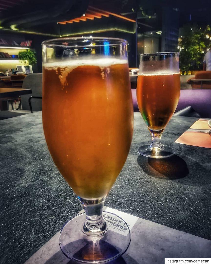 @casperandgambinis lebanon october heat beer drink livelovelebanon ...