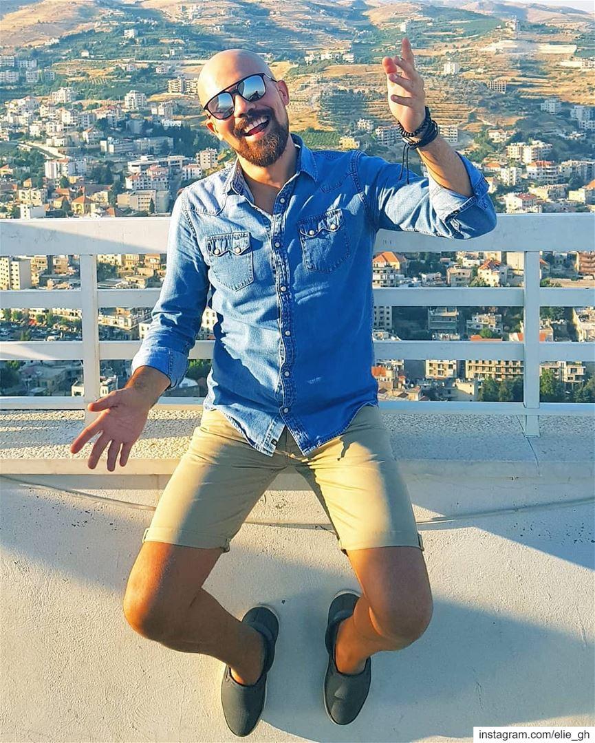 BEST MOMENTS HAPPEN WHEN THEY ARE UNPLANNED .. random spontaneous ... (Zahlé, Lebanon)