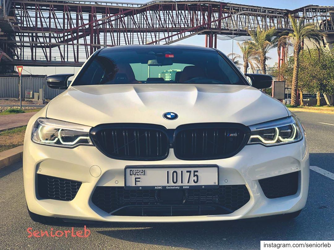 The New BMW M5 Competition Package Review 🔵🔴Ⓜ️ on my YouTube Channel,... (Dubai Motor City)