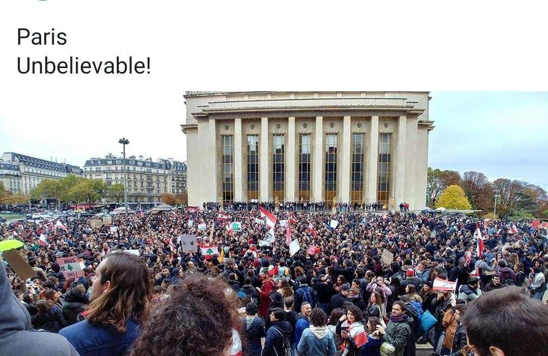 From Paris - Unbeleivable
