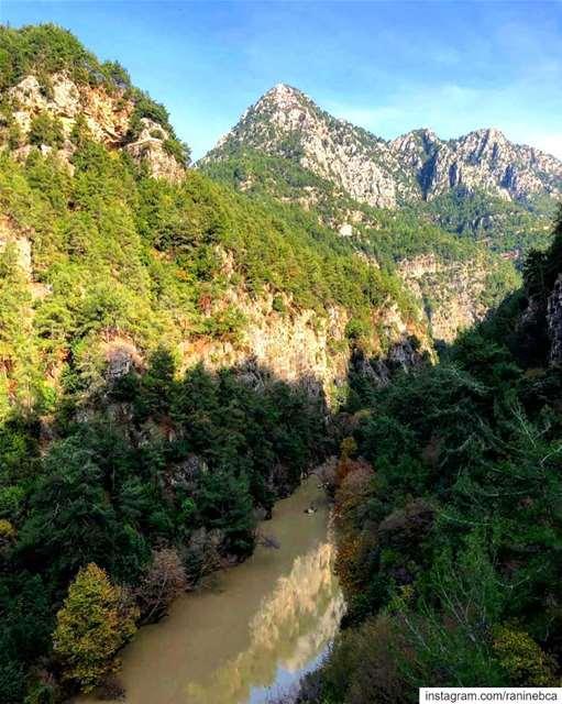 Jabal Moussa 🇱🇧.. peaceofmind godbless godprotectourlebanon hiking... (Chouène, Mont-Liban, Lebanon)