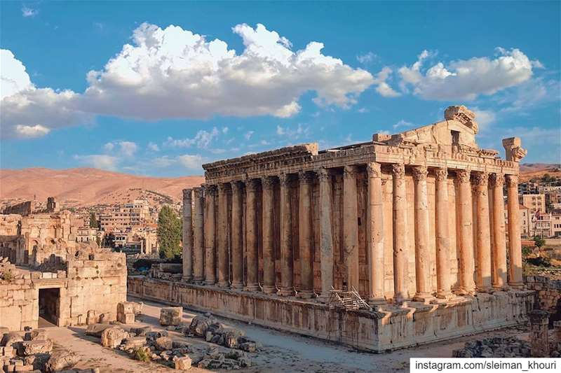 The Temple of Bacchus is one of the best preserved and grandest Roman... (Temple of Bacchus)